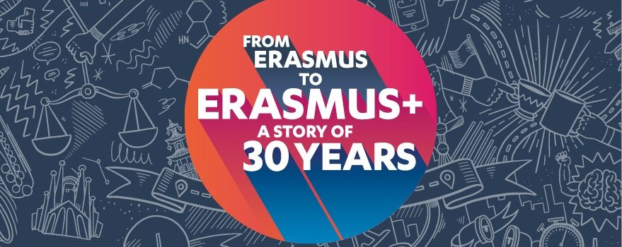 We are celebrating the 30th anniversary of the Erasmus Programme in 2017 - a milestone for Europe!