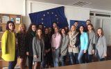 """Навчання в рамках модулю """"Управління проектами ЄС"""", програма Еразмус+, напрям Жана Моне"""